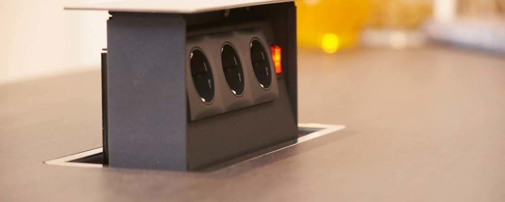 Bekend Moderne Stopcontacten VU48