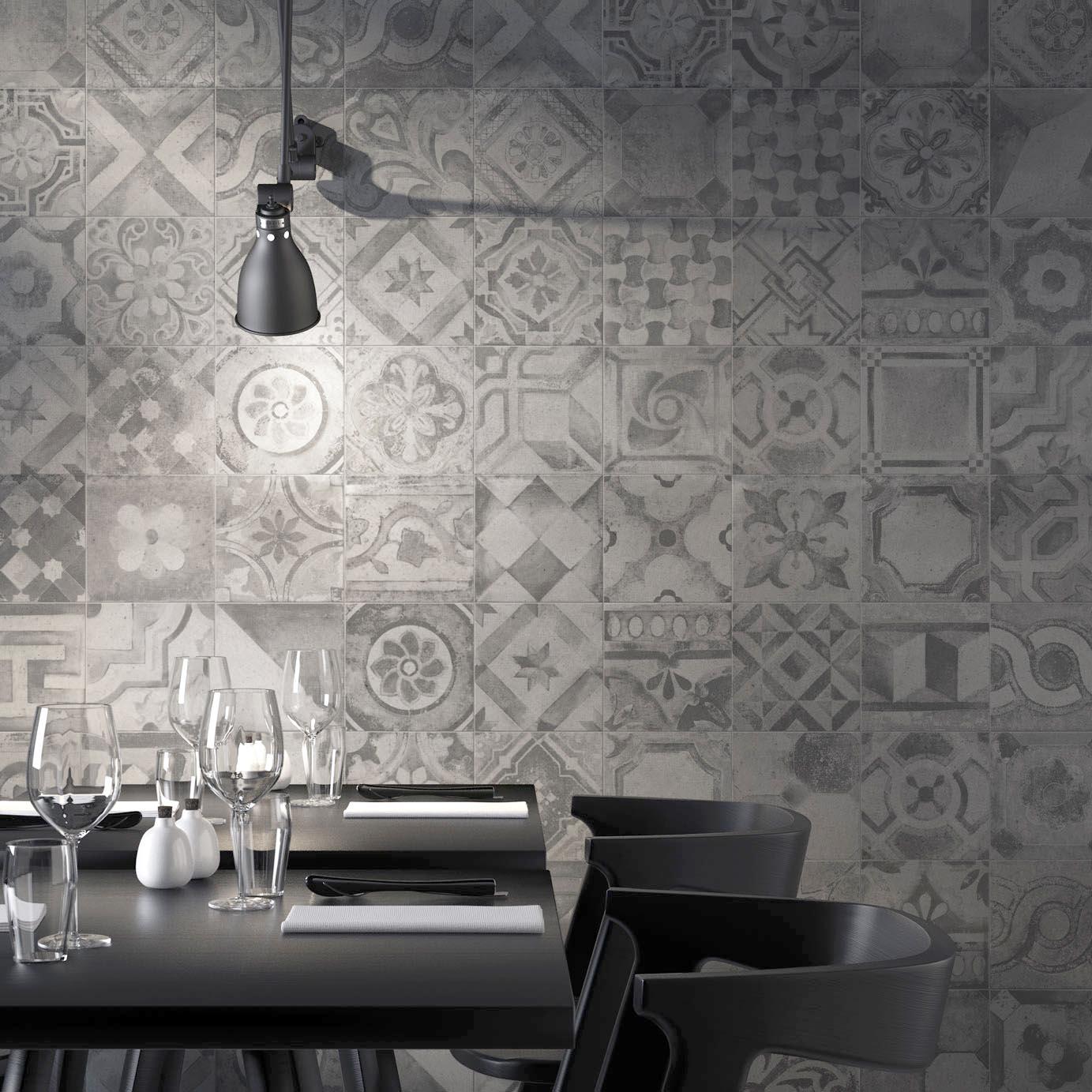 Vintage Tegels Badkamer : Op zoek naar vintage patchwork tegels lees meer db keukens