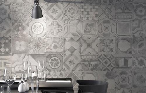 Retro Wandtegels Badkamer : Op zoek naar vintage patchwork tegels? lees meer. db keukens