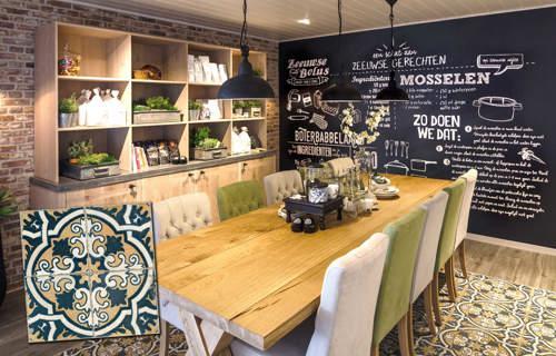 Keuken Tegels Portugese : Op zoek naar vintage patchwork tegels? lees meer. db keukens