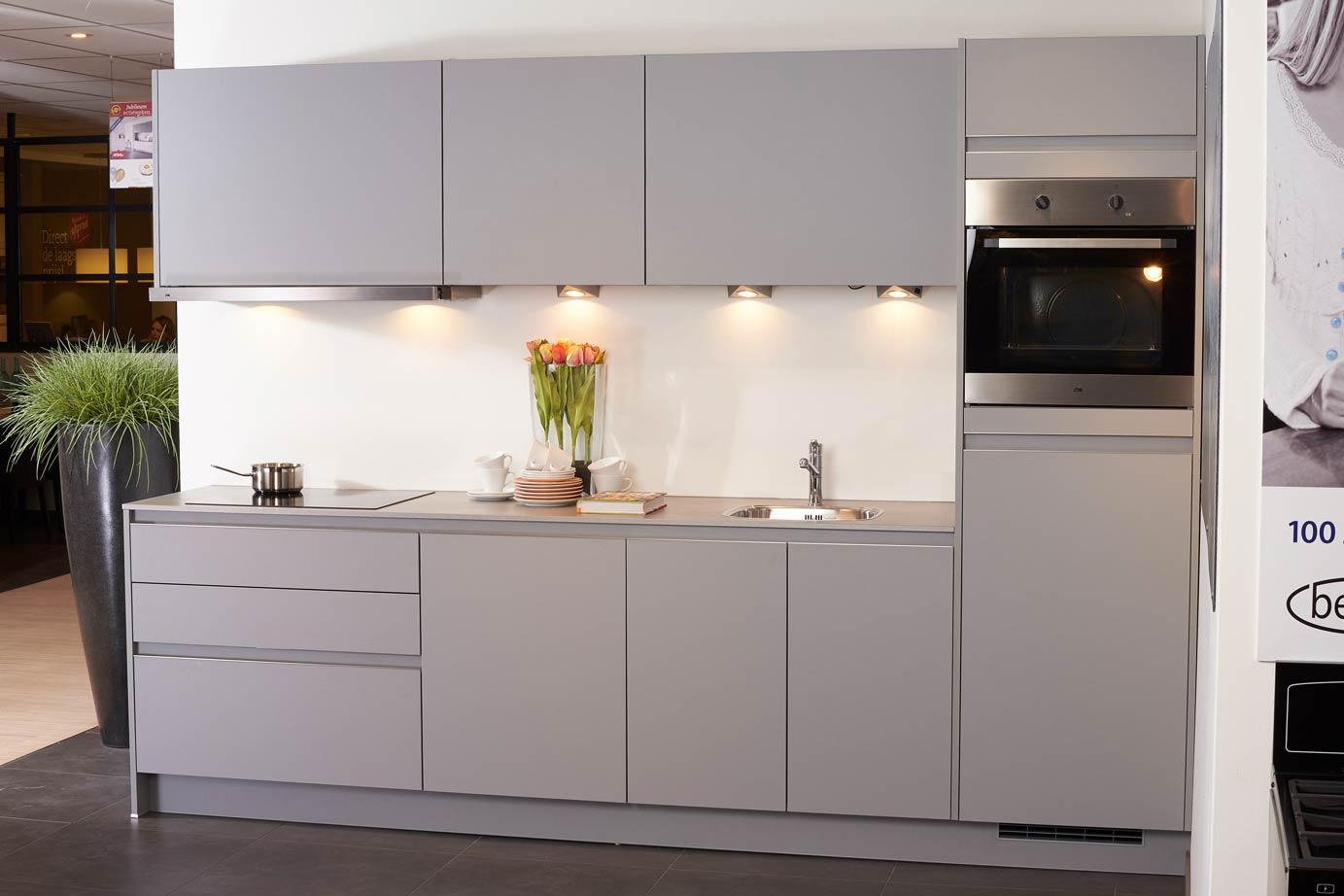 Greeploze Keuken Maken : Greeploze keuken kopen? Strak en modern design DB Keukens