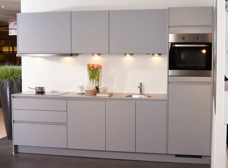 Greeploze keuken kopen strak en modern design db keukens for Greeploze keuken