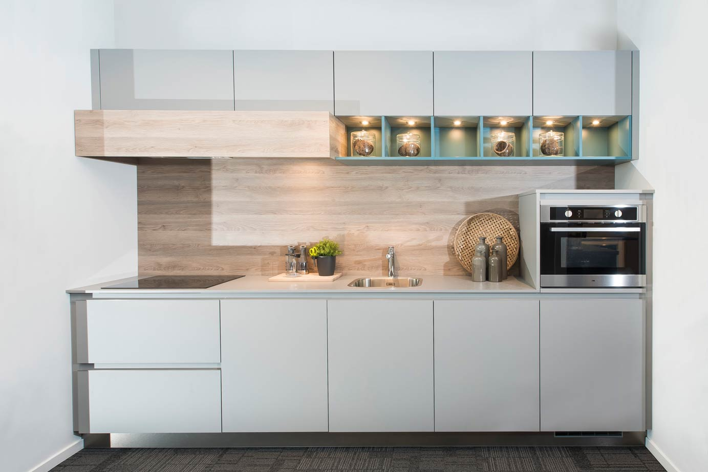 Keuken opstelling veranderen referenties op huis ontwerp
