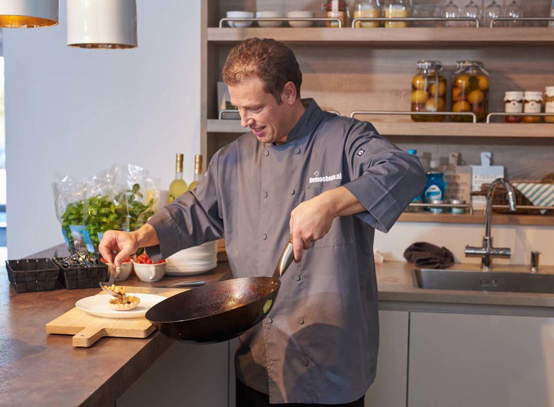 Houten keuken - DB Keukens