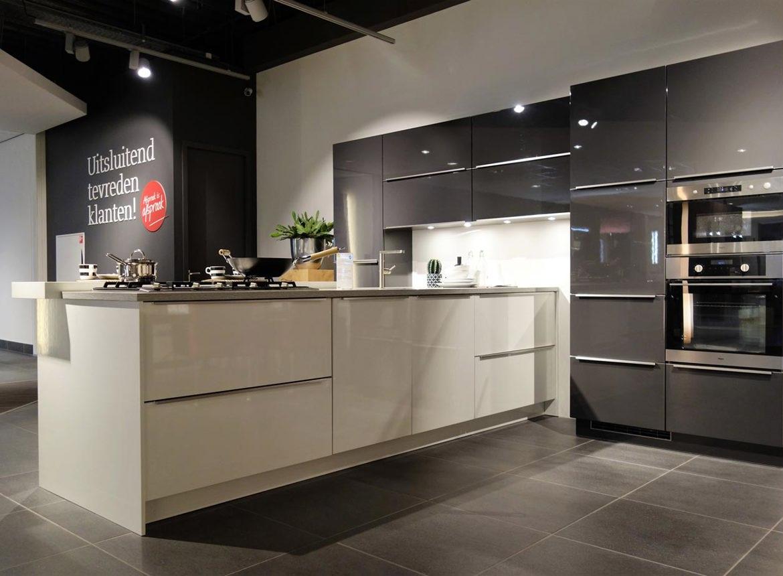 Muur ontwerp woonkamer blauwe bank - Moderne keukenbank ...