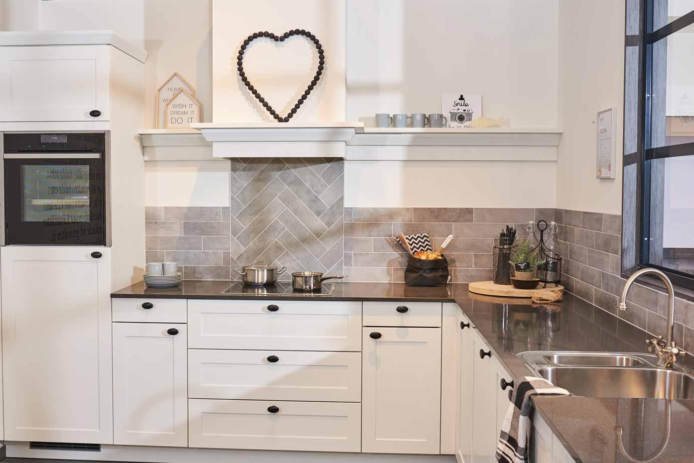 Kleur keuken kiezen finest verf en toebehoren with kleur keuken