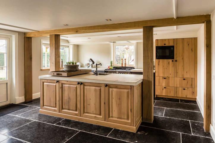 Keuken Van Hout : Houten keuken. voor elk budget en stijl. ook met wit db keukens