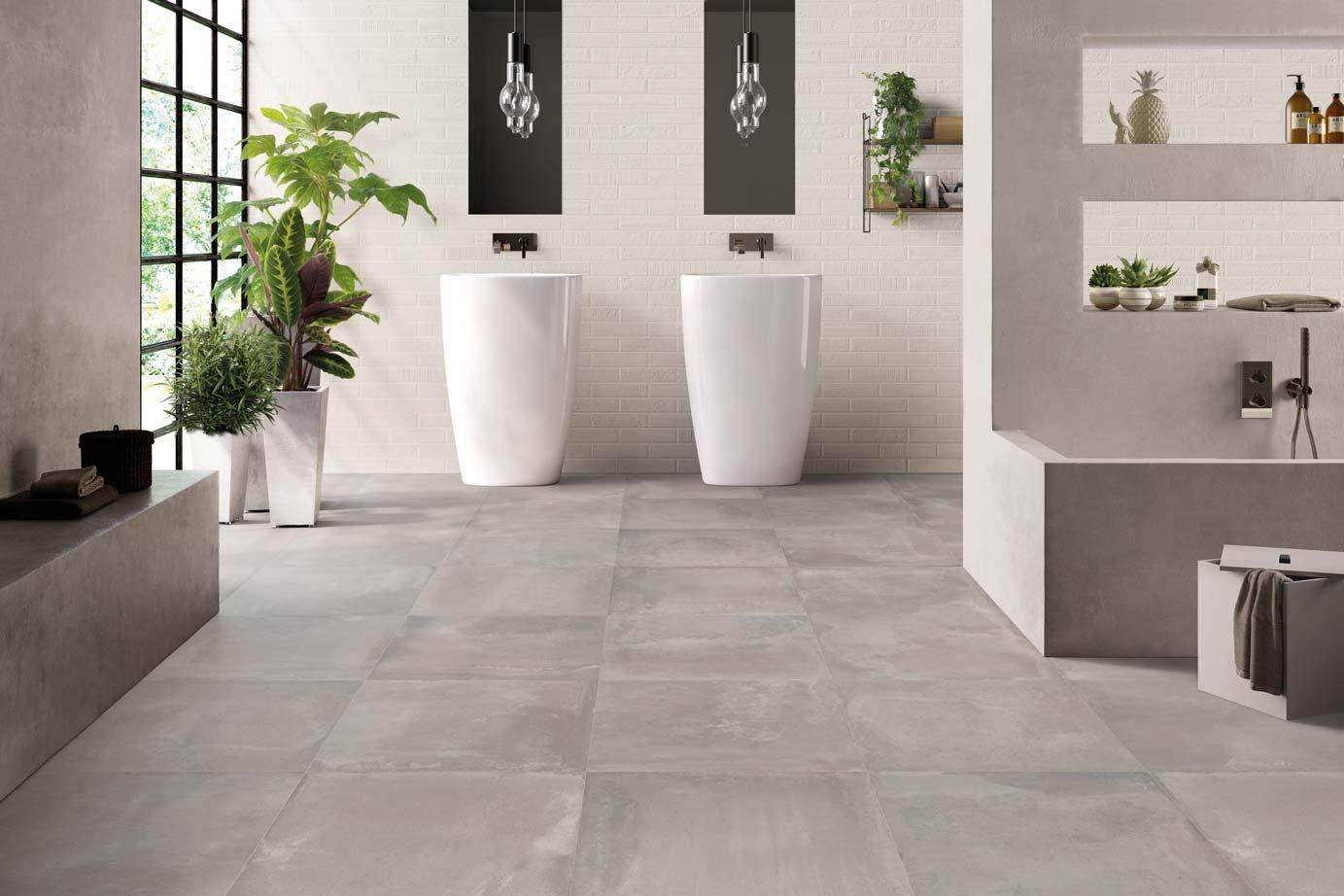 Taupe Tegels Badkamer : Vloertegels voor keuken en badkamer db keukens