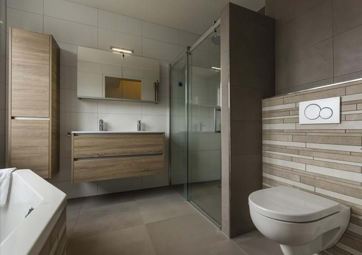 Tegels voor de keuken en badkamer. Eigen montage - DB Keukens