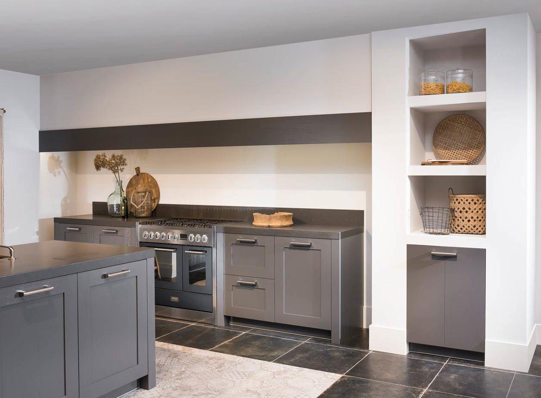 Modern landelijke keuken db keukens for Keuken landelijk modern