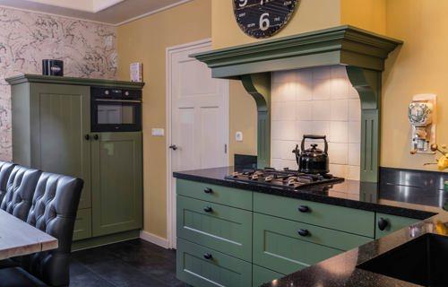 Keuken Schouw Tegels : Landelijke keuken in rijssen kopen? binnenkijker! db keukens