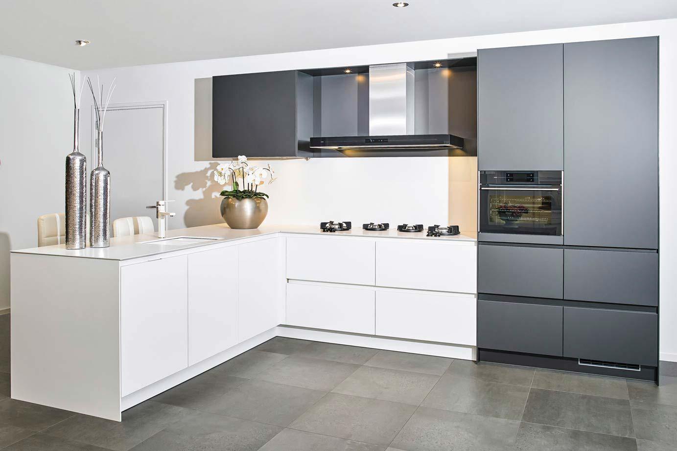 Greeploze Keuken Wit : Greeploze keuken alle info, voor en nadelen, prijzen