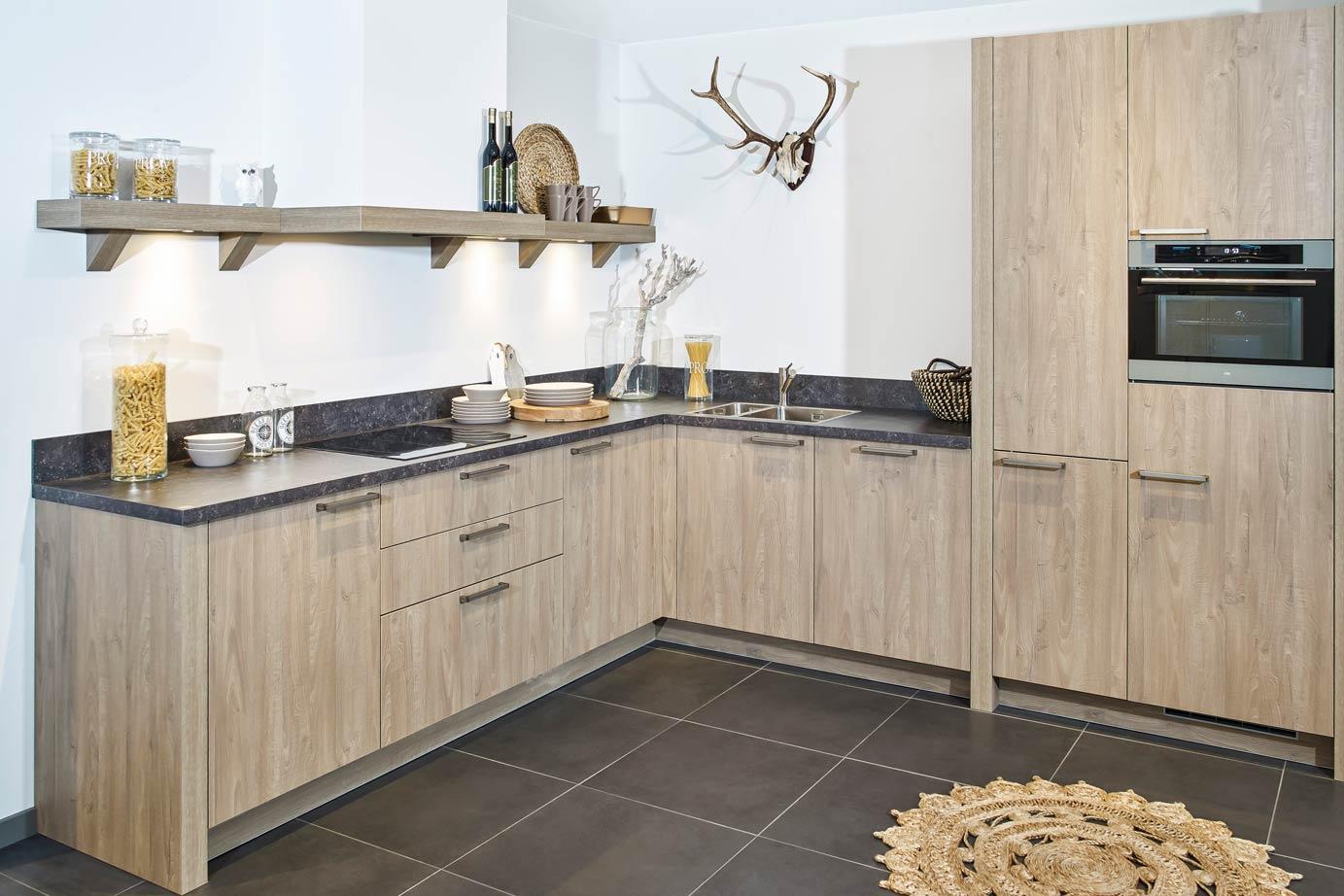Keuken Eiken Houten : Old wood keukens eiken keukens natuurlijk schoon db keukens