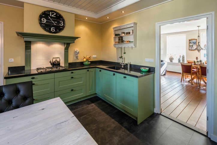 Extreem Landelijke keukens kopen? Bekijk 50+ voorbeelden - DB Keukens &CF39