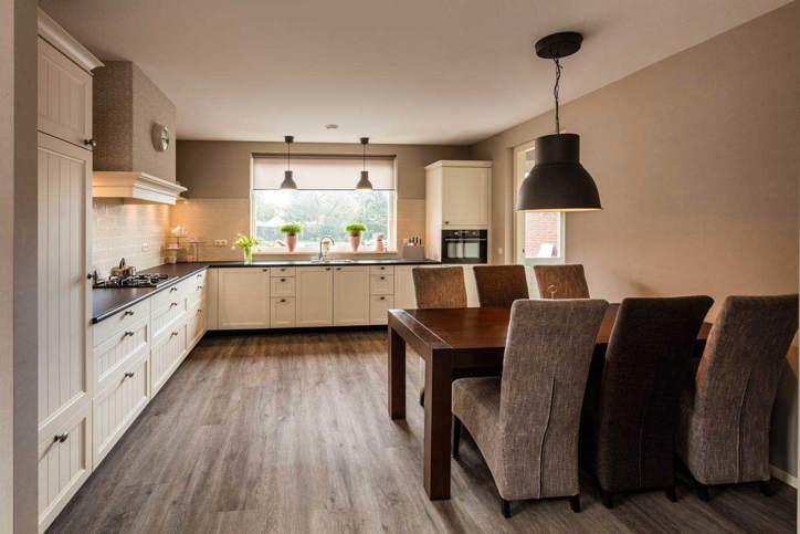 Alles over landelijke keukens 50 voorbeelden inclusief prijzen db keukens - Centrale eiland prijzen ...