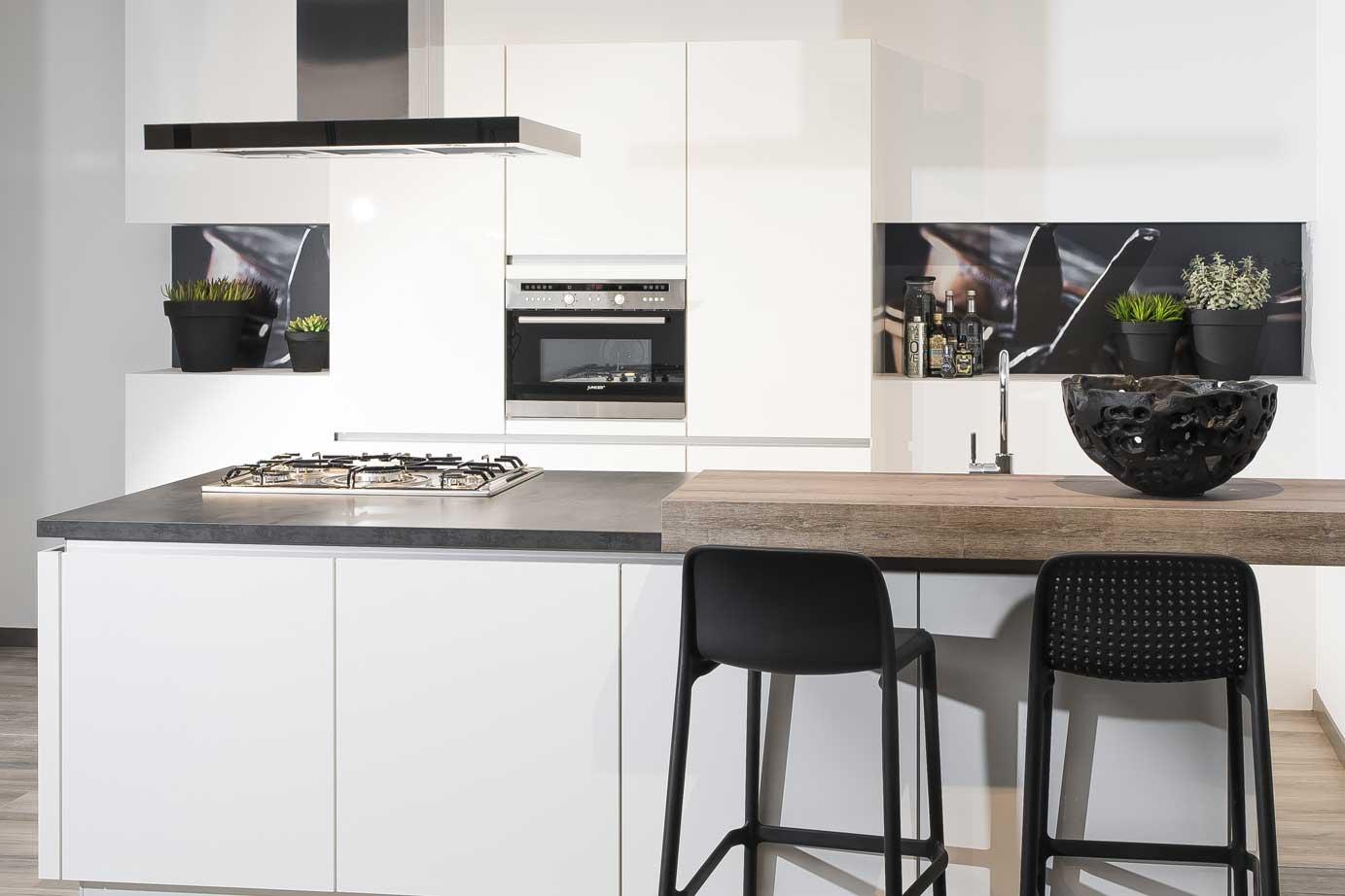 Goedkope Keuken Inrichting : 60+ moderne keukens, incl foto's en prijzen DB Keukens