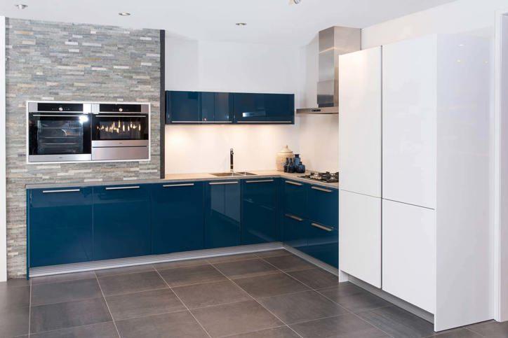 60 moderne keukens incl foto s en prijzen db keukens - Moderne keuken kleur ...