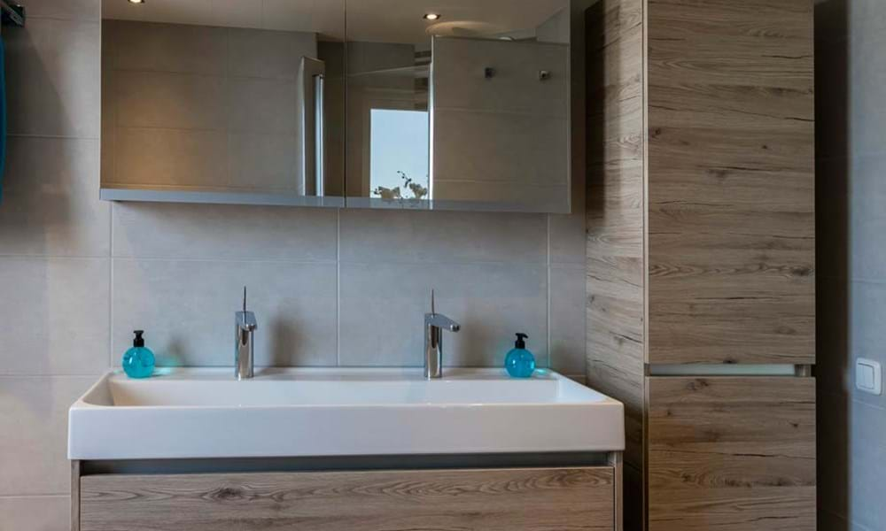 Badkamer Zonder Toilet : Een badkamer kopen in ermelo? lees deze klantervaring! db keukens