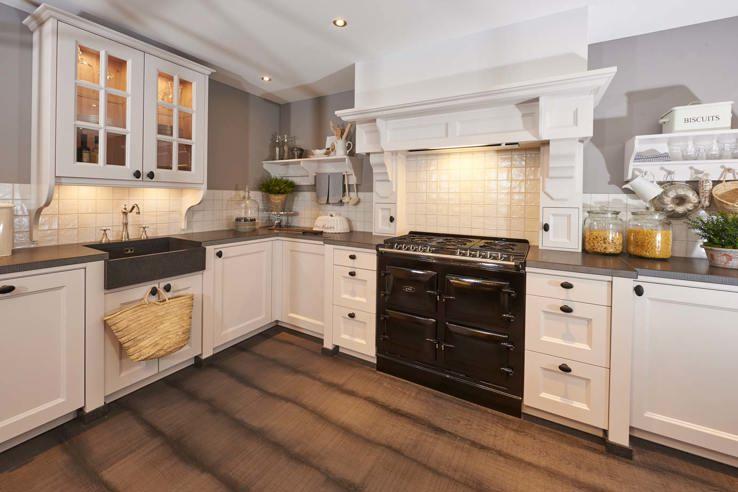 Iets Nieuws Klassieke keukens. Beleef de sfeer en rust van vroeger - DB Keukens @KN43