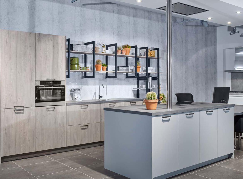 Keuken Kookeiland Design : Modern industrieel kookeiland. bekijk fotos en prijzen! db keukens