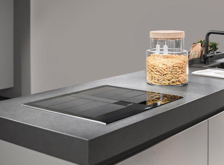 Siematic keukeneiland in urban style db keukens for Keuken met siemens apparatuur