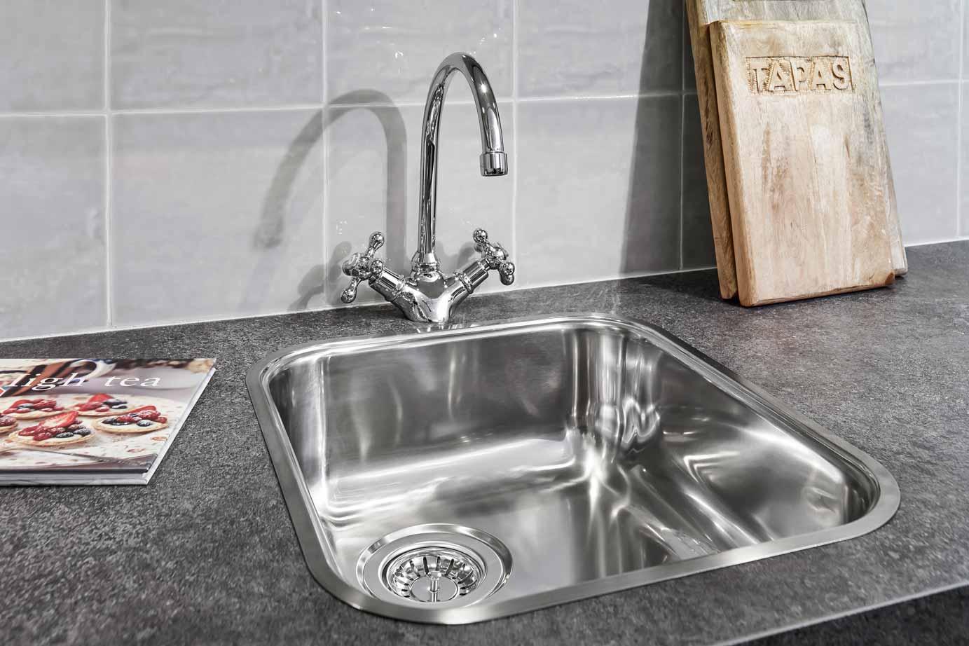 Goedkope wasbak keuken: sifon keuken better goedkope villeroy boch