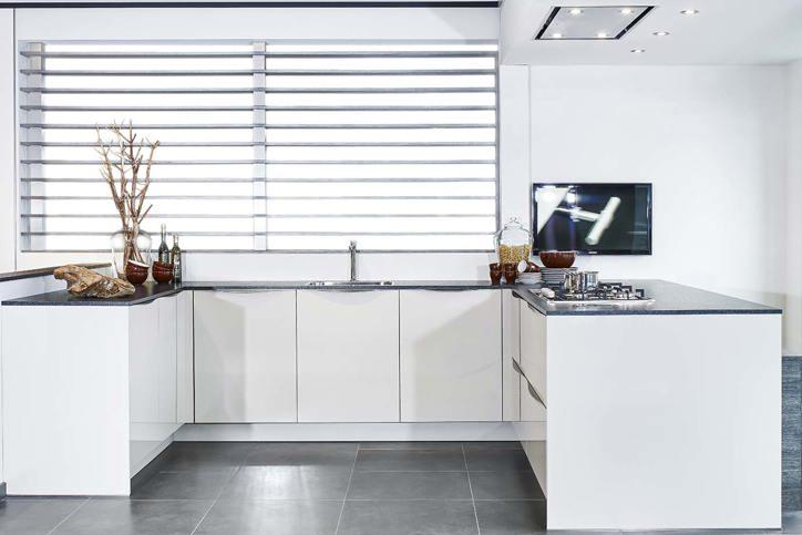 U Vorm Keuken : U keuken kopen? lees info en bekijk vele voorbeelden! db keukens