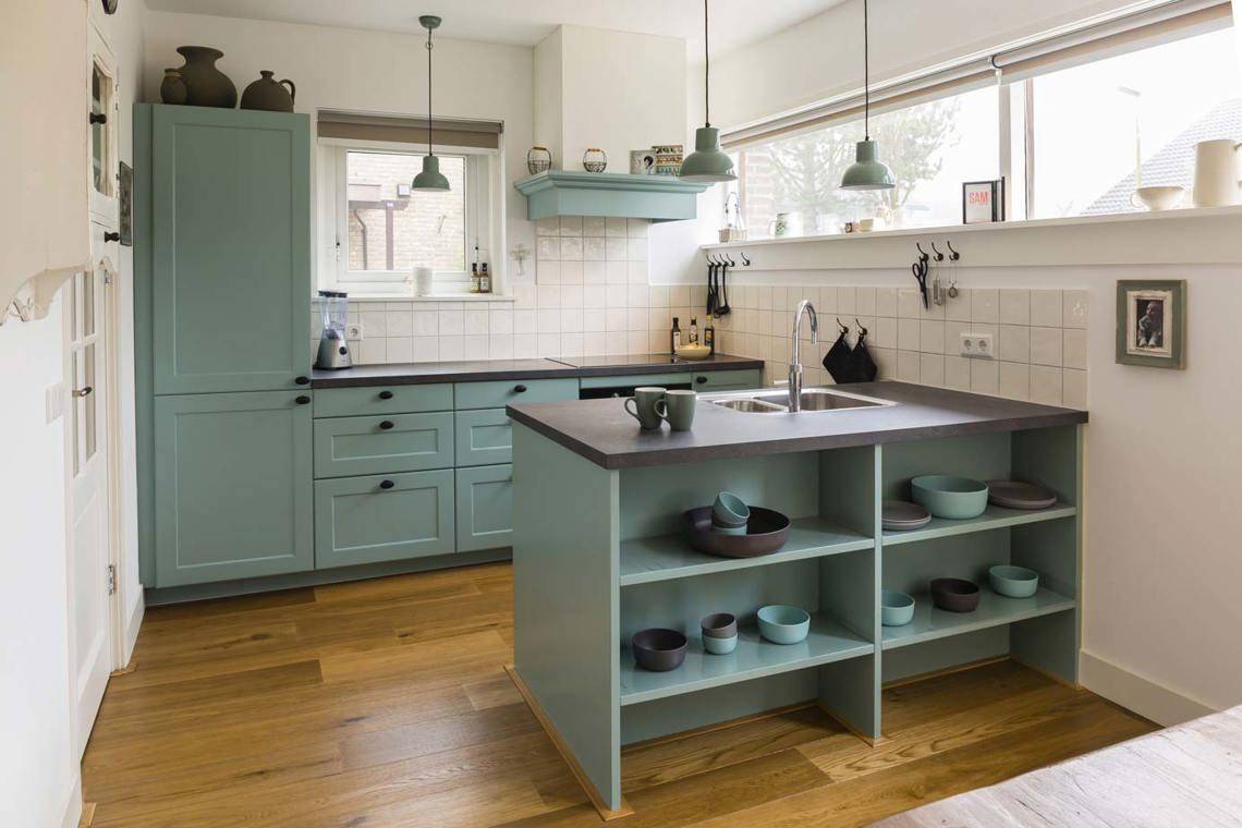 Klein Schiereiland Keuken : Klein kookeiland kopen? lees meer en bekijk voorbeelden! db keukens