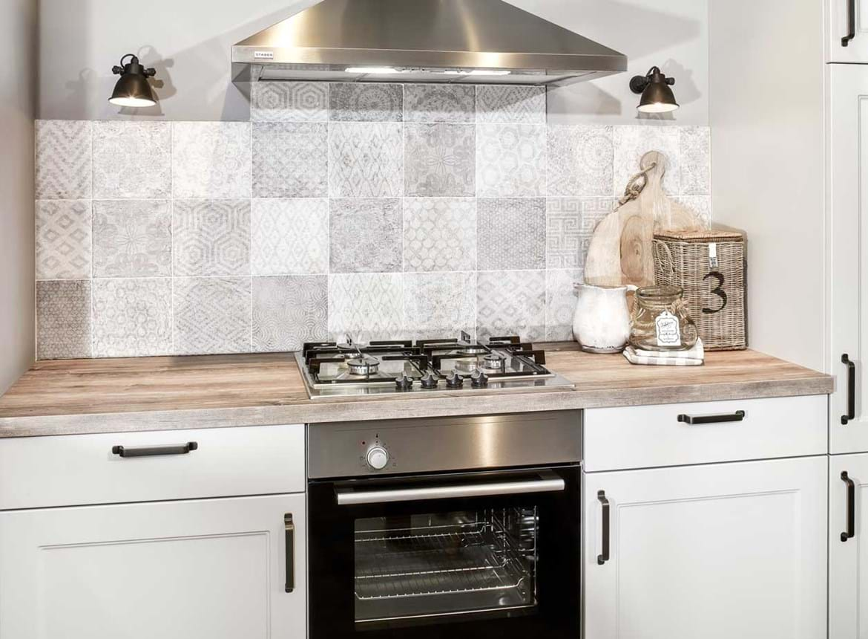 Keuken Schouw Tegels : Landelijke tegels keuken. stunning landelijke tegels voor keuken