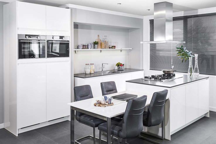 Beste Hoogglans keuken. Bekijk voorbeelden. Ook in wit. RH-44