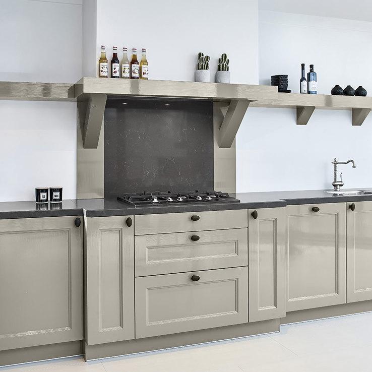 Ongebruikt Hoogglans keuken. Bekijk voorbeelden. Ook in wit. VT-17