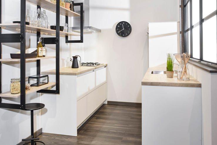 Geliefde Kleine keuken? Laat je inspireren door voorbeelden - DB Keukens #IB05