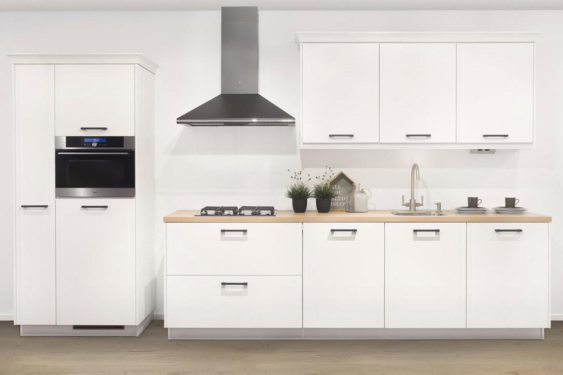Keuken Witte Kleine : Kleine keuken? laat je inspireren door voorbeelden db keukens