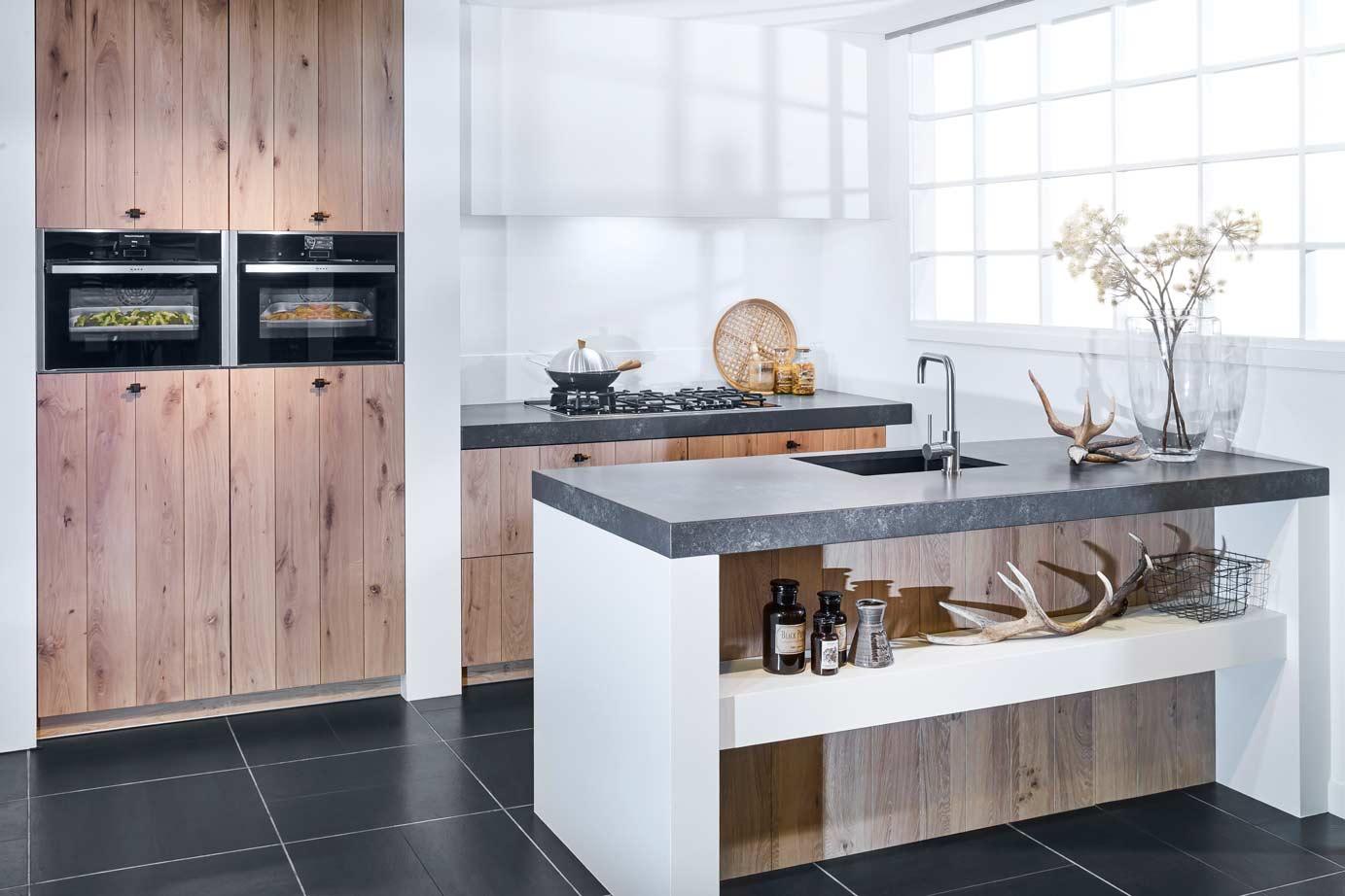 Kookeiland Of Schiereiland : Inspiratie voor keukens met kookeiland grando