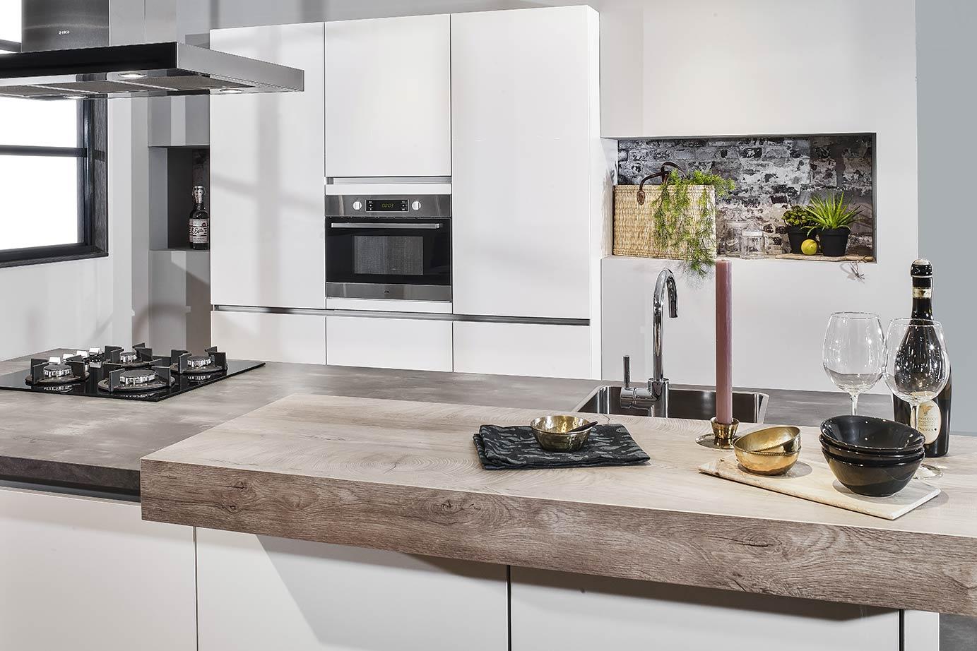Woonkamer Keuken Kleine : Klein kookeiland kopen lees meer en bekijk voorbeelden db keukens