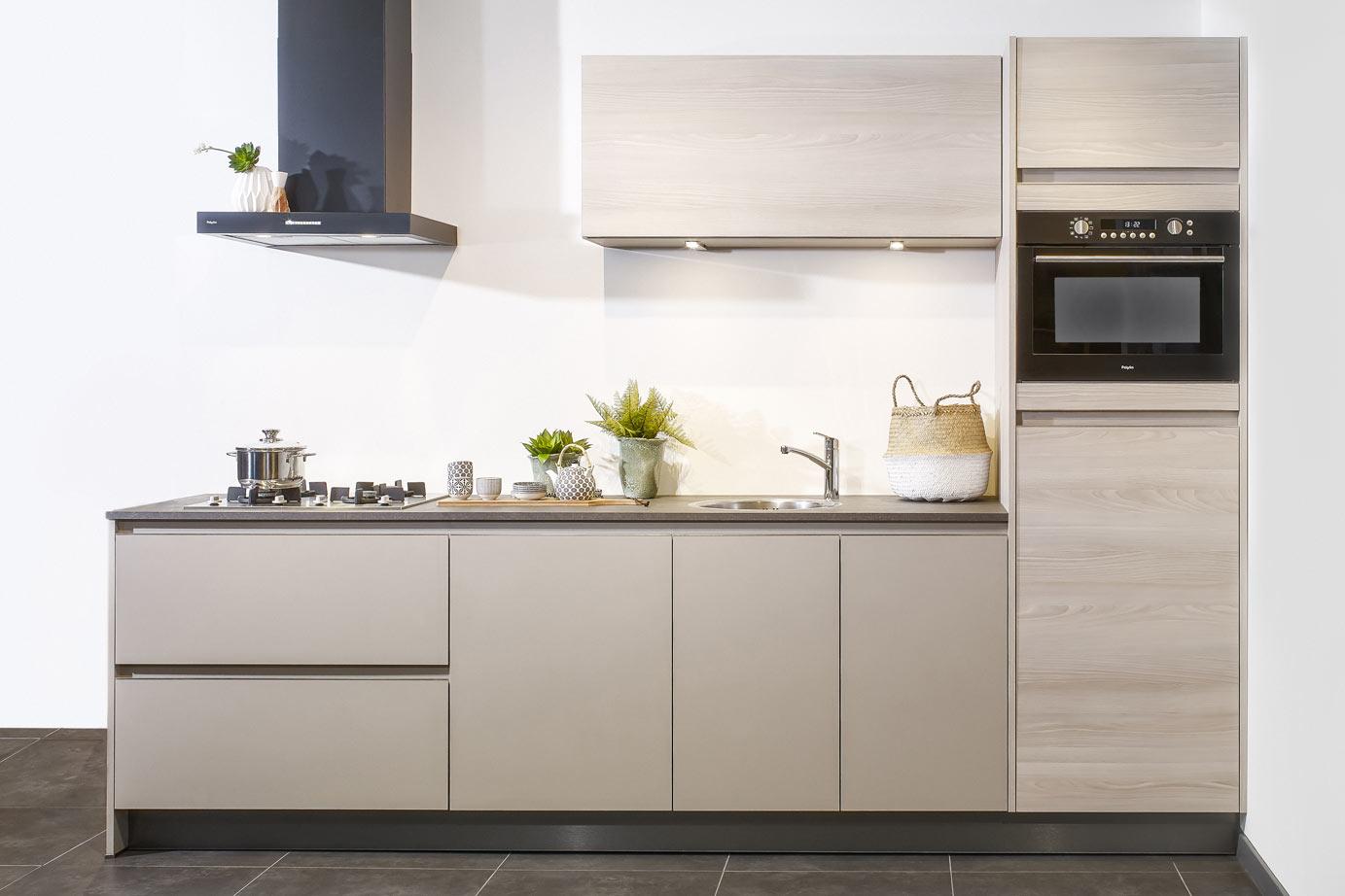 Keuken Moderne Klein : Kleine keuken in moderne stijl bekijk foto s en prijzen db keukens