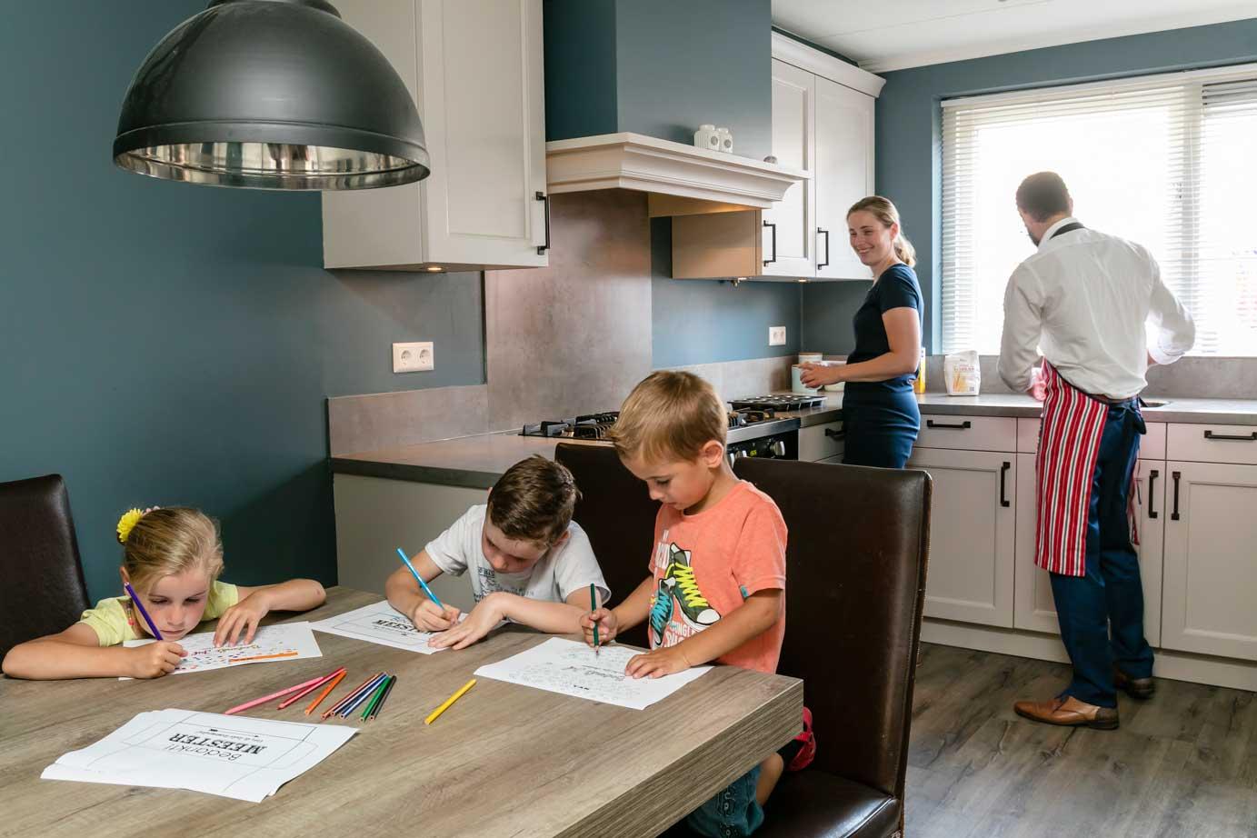 Landelijk Keuken Lampen : Landelijke keukens kopen bekijk voorbeelden db keukens