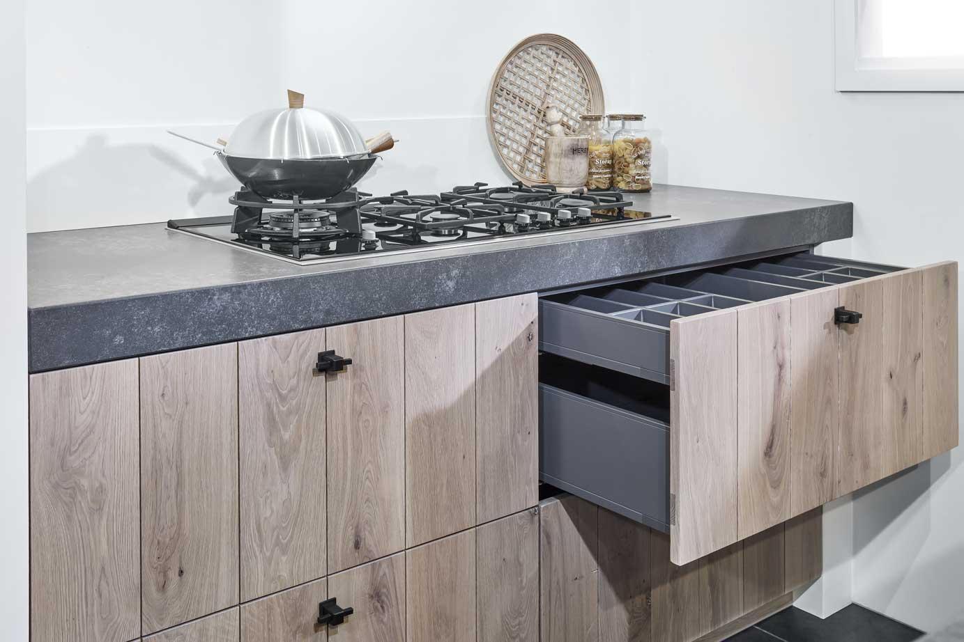 Stoere Keuken Grey : Sobere keuken kopen lees onze vol inspiratie db keukens