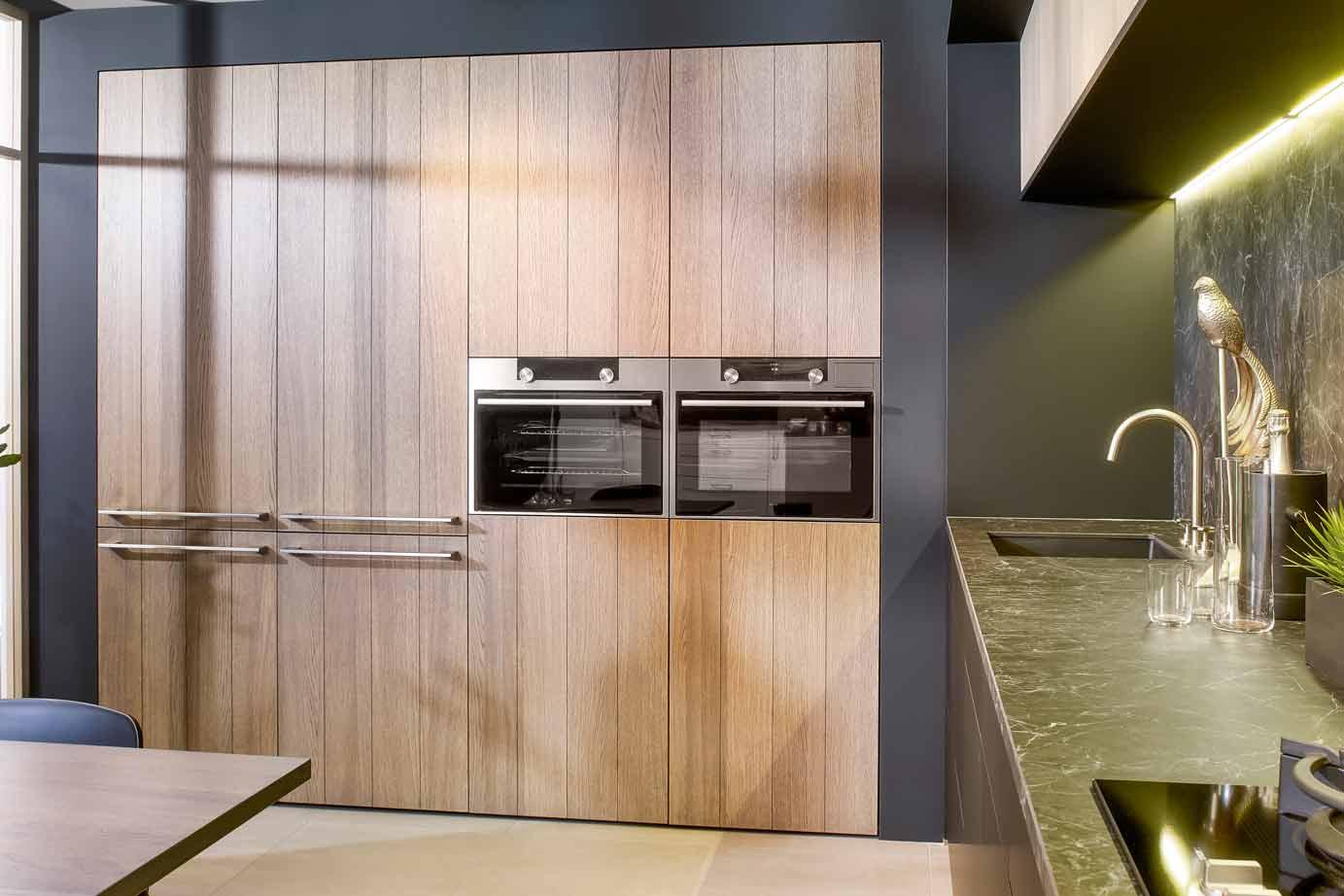 Chique Industriele Keuken : Chique keuken bekijk deze opstelling incl prijzen db keukens