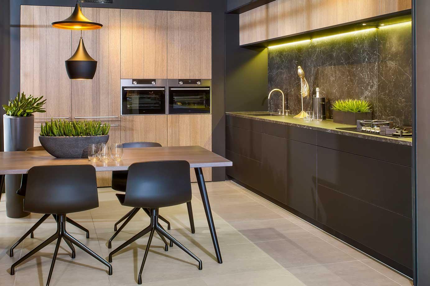 Luxe Design Keuken : Moderne keukens incl foto s en prijzen db keukens