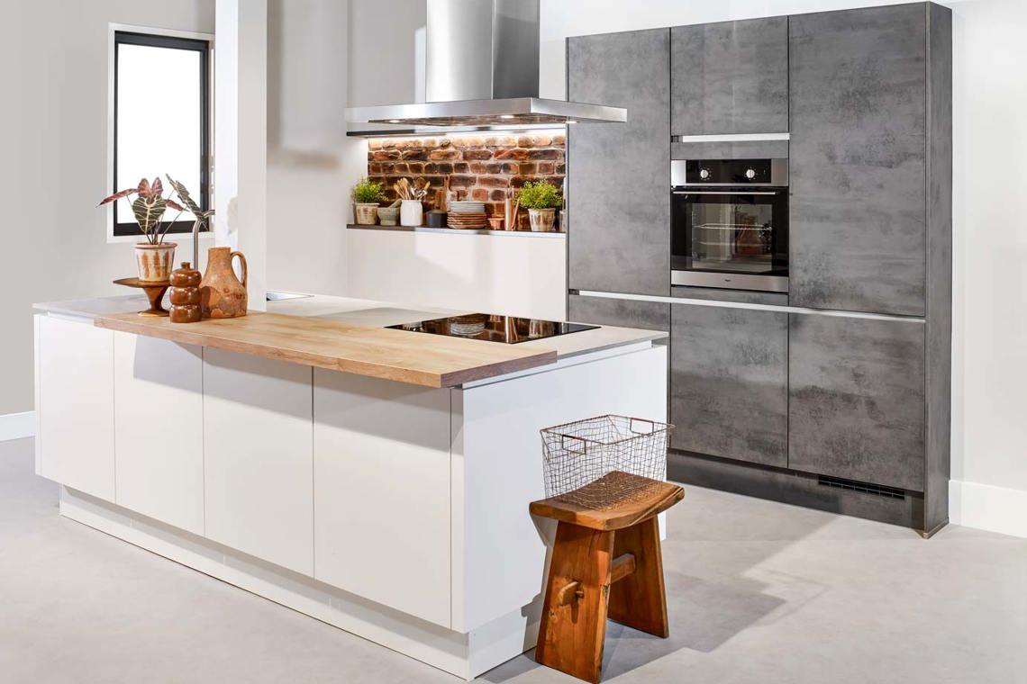 Moderne Keuken Ontwerpen : Moderne keukens incl. 60 fotos en prijzen. db keukens